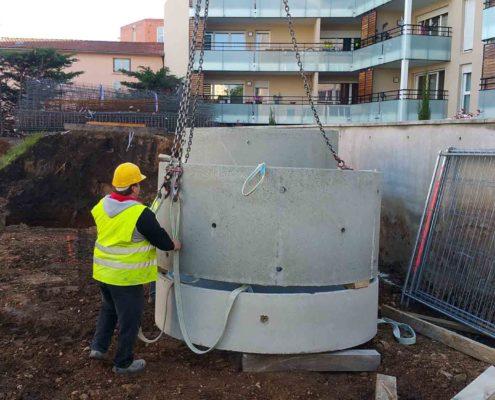 Aménagement espaces collectifs et jardins pour immeubles